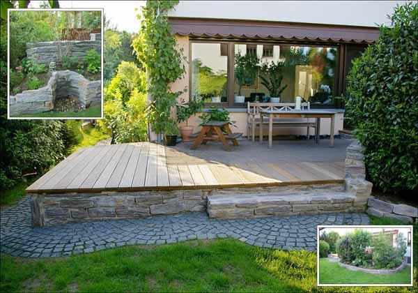 Garten martin schaefer georg frank strasse 9 35423 lich germany - Garten mediterran ...